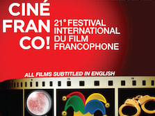 FESTIVAL CINÉFRANCO 2018: French Canadian Short Film Screening
