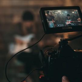 Atelier : Tournage et Prise de vues vidéo.