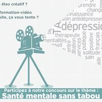 Concours vidéo : santé mentale sans tabou
