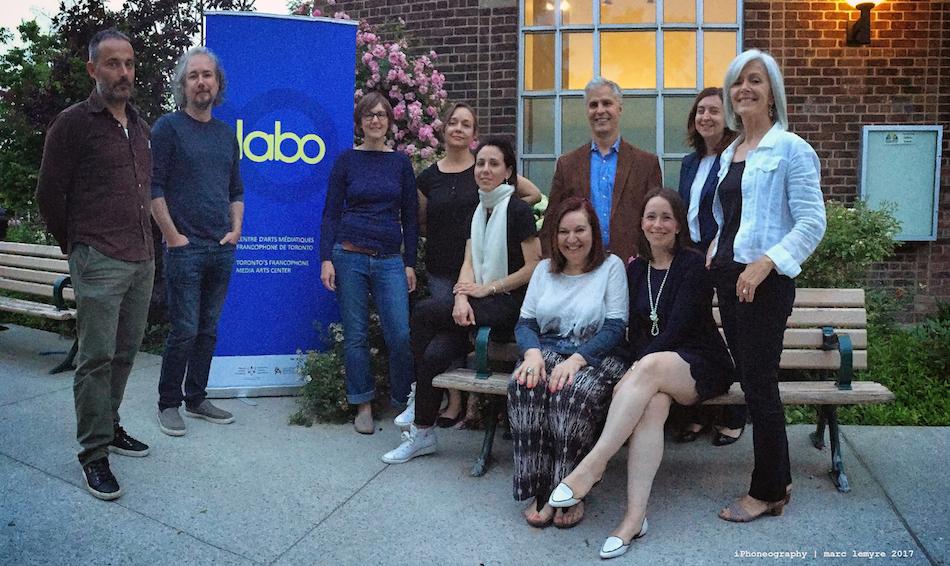 Le Labo a le grand plaisir d'accueillir six nouveaux membres au Conseil d'administration.