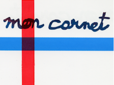 «Mon carnet» : projet de narration en sérigraphie en partenariat avec Open Studio