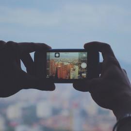 Production vidéo avec téléphone intelligent