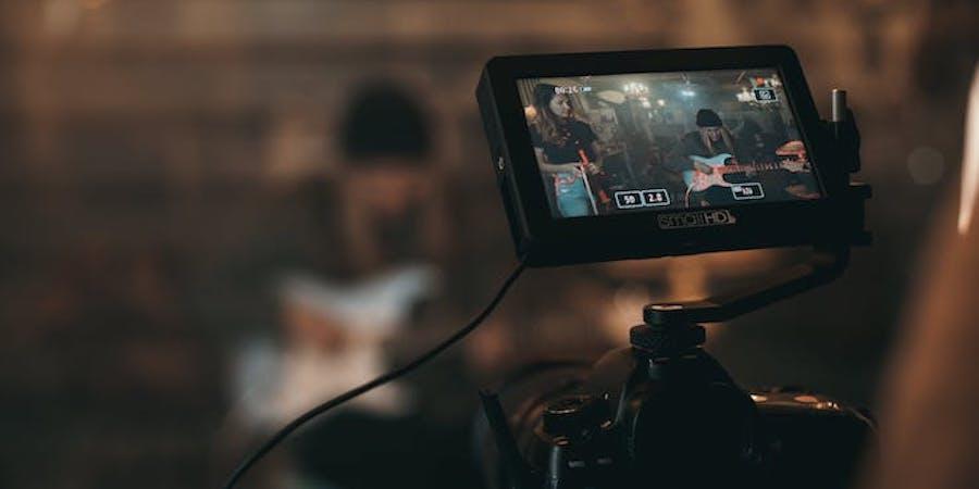Atelier : Les bases de tournage et de prise de vues vidéo