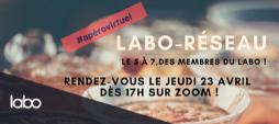 Labo-Réseau : discussions / réseautage. [Réservé aux membres]