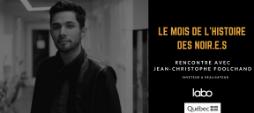 Le Mois de l'Histoire des Noir.e.s selon Le Super Jean.
